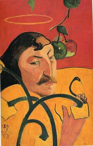 Paul Gauguin - 无 2696