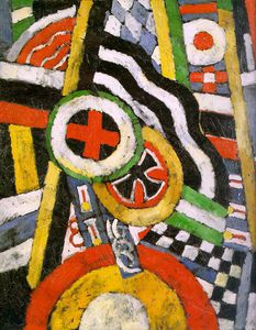Marsden Hartley - 无