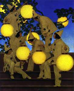 @ Maxfield Parrish (291)