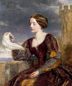 William Powell Frith - 信号