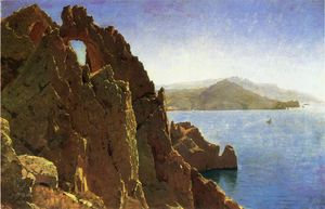 William Stanley Haseltine - Nataural 拱 卡普里