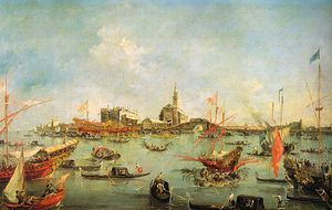 Francesco Lazzaro Guardi -  无 (534)