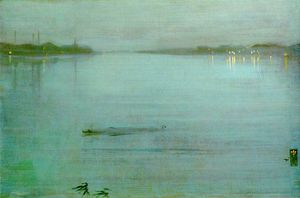 James Abbott Mcneill Whistler - 克雷蒙 灯