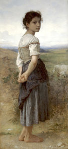 William Adolphe Bouguereau - 热恩 吉尔