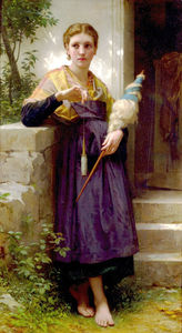 William Adolphe Bouguereau - 该微调