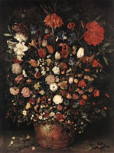 Jan Brueghel The Elder -  伟大的  花束