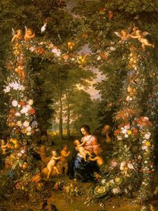 Jan Brueghel The Elder - 无 187