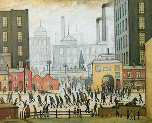Lawrence Stephen Lowry -  无 (581)