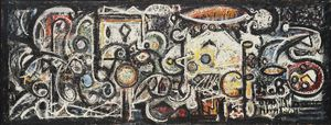 Richard Pousette-Dart - 赋格数