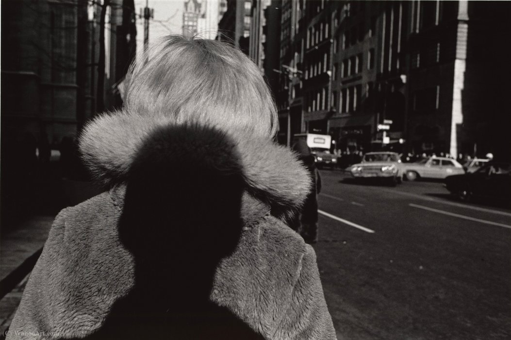 纽约市(2) 通过 Lee Friedlander | WahooArt.com