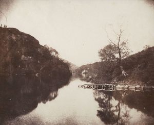 William Henry Fox Talbot - 卡特琳湖
