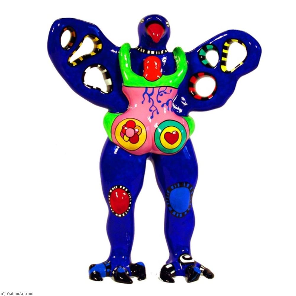L'Oiseau Amoureux酒店 通过 Niki De Saint Phalle (1930-2002, France)