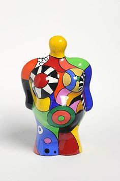 娜娜 马戏团  通过 Niki De Saint Phalle (1930-2002, France)