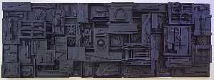 Louise Nevelson - 天空  大教堂