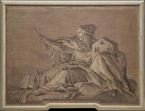 Giandomenico Tiepolo - 欧洲