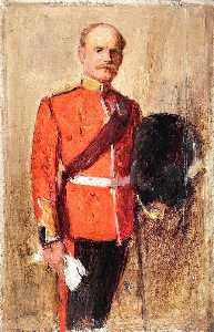 George Agnew Reid - 男子 Guards- 制服