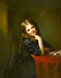 William Powell Frith - 小 裁缝