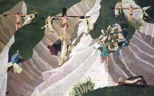 Stanley Spencer - 受难