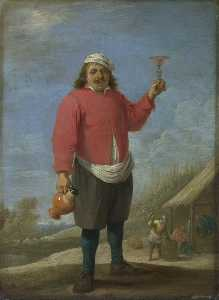 David The Younger Teniers - 秋