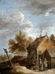 David The Younger Teniers - 山寨