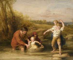 William Mulready The Younger -  第一 航程