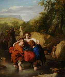 William Mulready The Younger - 穿越福特