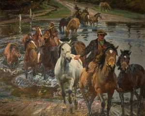 Alfred James Munnings - 福特