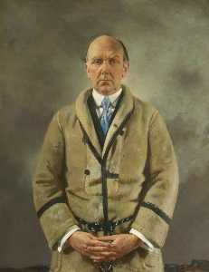 William Newenham Montague Orpen - 伦纳德 一个 . 斯科特 斯托克斯 ( 1858–1925 ) , PRIBA , RGM