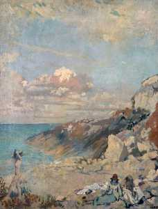William Newenham Montague Orpen - 风景
