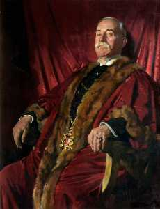 William Newenham Montague Orpen - 先生 威廉 Meff , 主 教务长 的 阿伯丁 ( 1911–1925 )