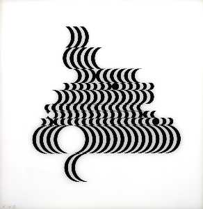 Bridget Riley - 年命名