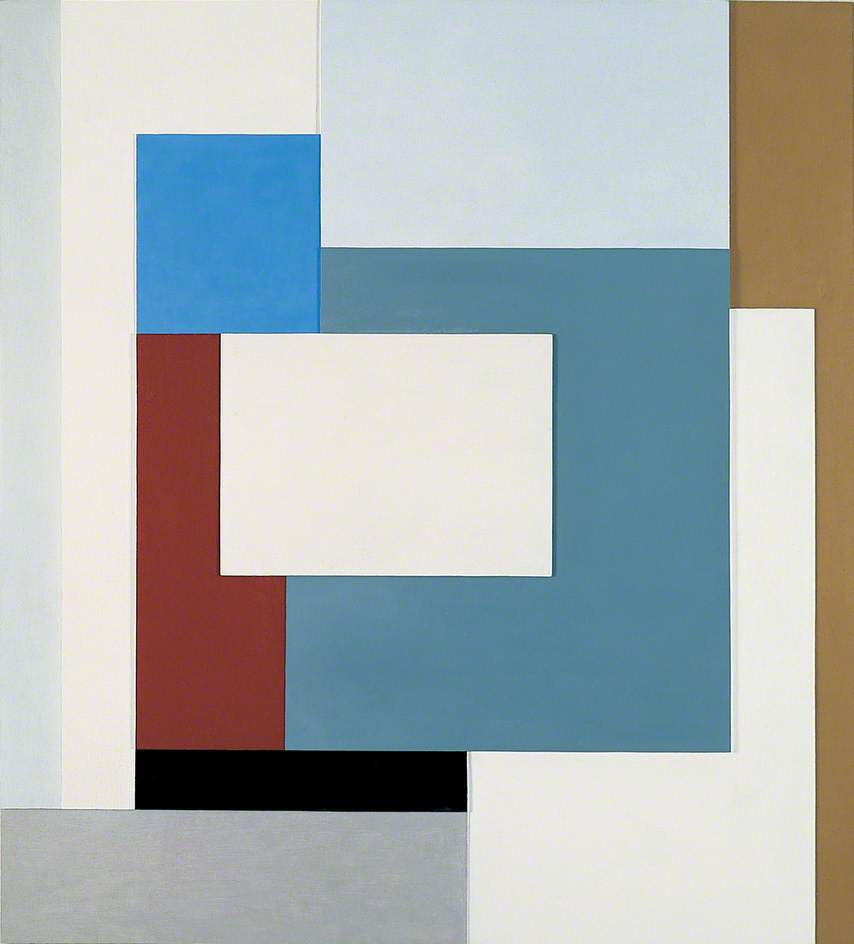 1939  绘  解脱 , 雕刻的 通过 Ben Nicholson (1894-1982, United Kingdom)