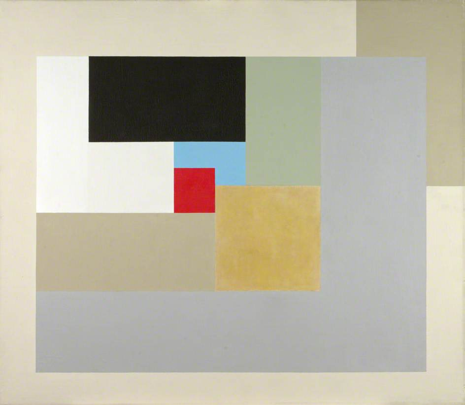 1937  绘画 , 1937 通过 Ben Nicholson (1894-1982, United Kingdom) | 傑作拷貝 | WahooArt.com