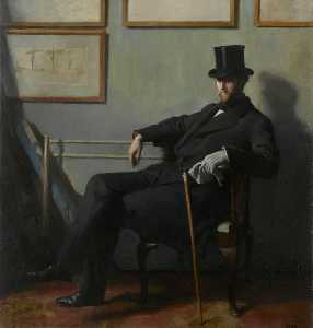 William Newenham Montague Orpen - 赫伯特·巴纳德约翰·埃弗里特