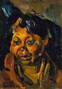 William Henry Johnson - 米妮