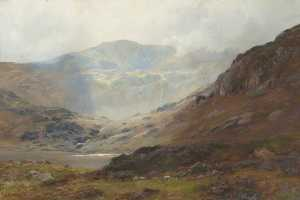 James Henry Crossland - Leverswater