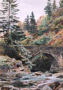 Frederick William Hayes - 蓬 Aberglaslyn