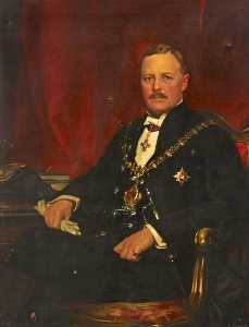 Samuel Henry William Llewellyn - 先生 威廉  戴维森  1872–1953   熔点