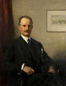 Samuel Henry William Llewellyn - 先生 休  里德  1860–1935