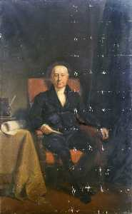 Thomas Francis Dicksee - 查尔斯 德鲁斯  1762–1845