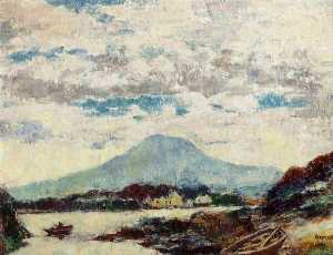 William Conor - Lurigedan ( Lurigethan , 的cushendall )