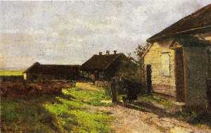 Kitty Kielland - 墅 在 Kvalbein