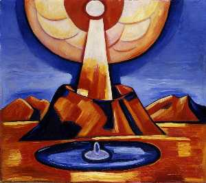 Marsden Hartley - Yliaster ( 帕拉塞尔苏斯 )