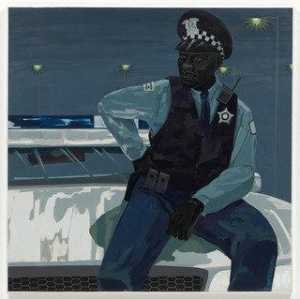 Kerry James Marshall - 无 警察