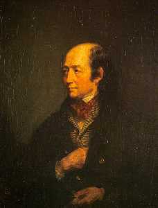William Yellowlees - 的 Artist's 父亲 , 约翰·黄勒斯 ( 1748–1831 )